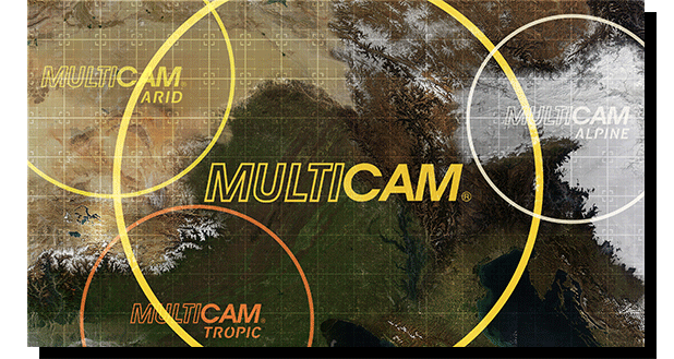 591266769139 MultiCam® Family of Camouflage Patterns