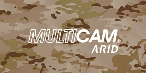 MultiCamR Family Of Camouflage Patterns