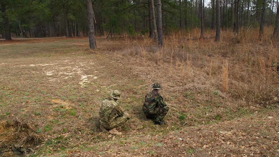multicam family of camouflage patterns
