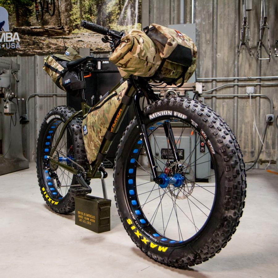 Fat Tire Multicam Bike From Chumba Amp Wanderlust Multicam