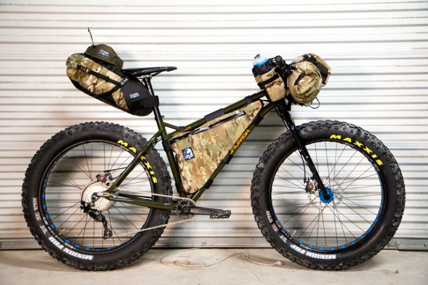 Fat Tire Multicam Bike From Chumba Wanderlust Multicam Family